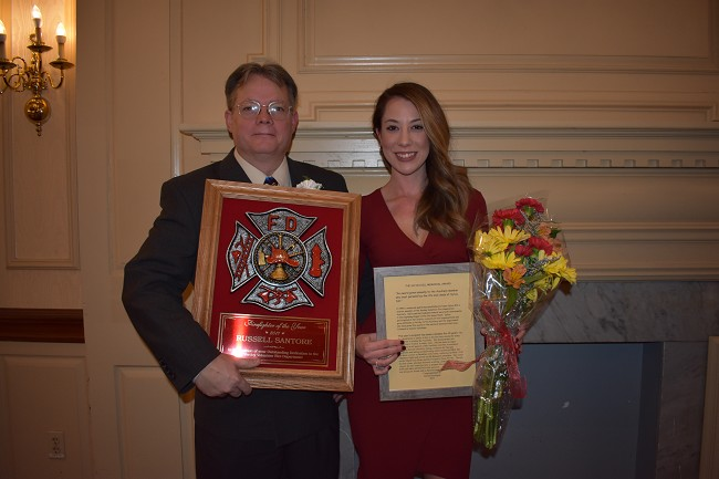 Sylvia Dill Recipient & FF of the Year
